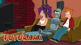 FUTURAMA | Season 4, Episode 2: Preparing For Santa | SYFY - SYFY