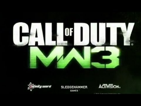Call of Duty: Modern Warfare 3 - Redemption Single Player Trailer -zI8Z94ndIz8