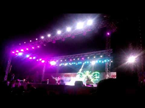 Rajesh Hamal and Susma Karki Dance  New Year 2072 Dhamaka