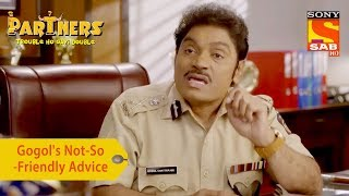 Your Favorite Character | Gogol's Not-So-Friendly Advice | Partners Trouble Ho Gayi Double - SABTV