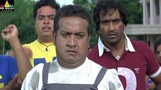 Gullu Dada Comedy Scenes Back to Back | Thriller Hyderabadi Comedy Movie | Sri Balaji Video - SRIBALAJIMOVIES
