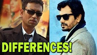 Nawazuddin Siddhiqui smartly avoids questions on his relationship with Irrfan Khan