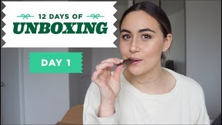 BROOKLYN LARDER: Snack Unboxing Review + Test Test - FOODNETWORKTV