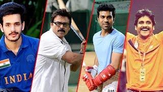 Tollywood Actors & Their  'Cricket' LOVE | World Cup 2015 - LEHRENTELUGU