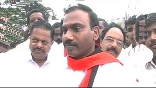2G scam: A Raja wants people's verdict before court verdict - NDTV