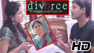 Divorce | Telugu Short Film | By Color Sync Creations - YOUTUBE