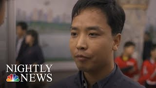 Inside North Korea: Citizens Say They're Prepared To Fight Against U.S.   NBC Nightly News - NBCNEWS