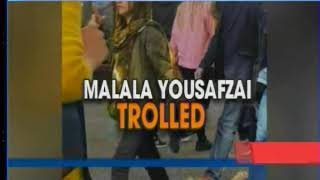 Nobel Laureate Malala Yousafzai trolled for wearing jeans and heels - NEWSXLIVE