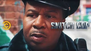 Snitch Cop: Money Is a Powerful Motivator - Roy Wood Jr. - COMEDYCENTRAL