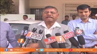 Election Commissioner Nagi Reddy Inspects Panchayat Elections Arrangements | Siddipet | iNews - INEWS