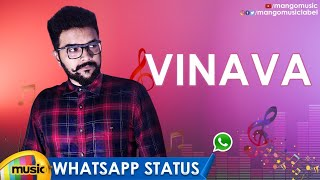 2019 Latest Hit Song WhatsApp Status | Rahul Nambiar's Vinava Song | Shree Mani | Mango Music - MANGOMUSIC