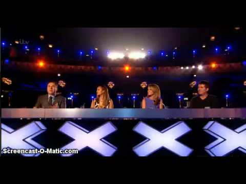 Britain's Got Talent 2014 - Ukraine light men