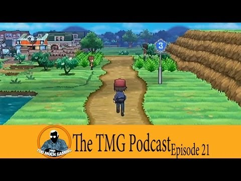 The TMG Podcast Episode 21 - The Semi-Live Show - 03/01/2014