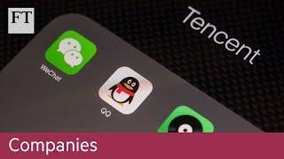 Tencent reaches $500bn market capitalisation - FINANCIALTIMESVIDEOS