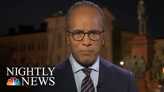 Lester Holt's Final Thoughts On The President Donald Trump-Vladimir Putin Meeting | NBC Nightly News - NBCNEWS