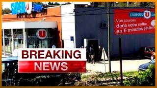 BREAKING: Police kill hostage taker in French supermarket siege | Al Jazeera English - ALJAZEERAENGLISH
