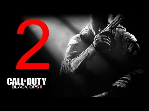 Call of Duty Black Ops 2 Walkthrough - part 2 HD &quot;black ops 2 walkthrough part 2&quot; &quot;gameplay&quot; XBOX360 PS3 PC -zLLe8YZdTJY