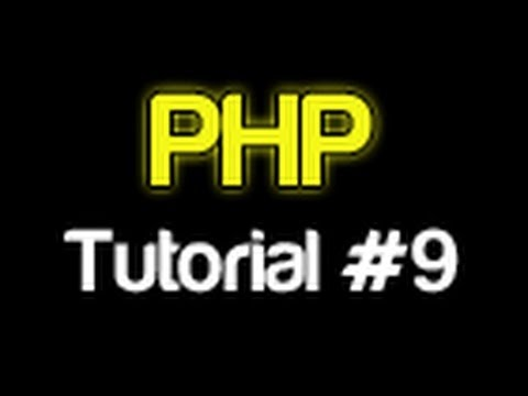 PHP Tutorial 9 - If Statements (PHP For Beginners)