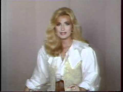 Bogumiła Wander czyta program telewizyjny (1989 rok)