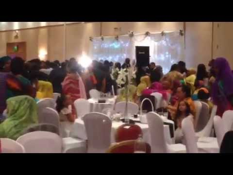 Somali wedding dance