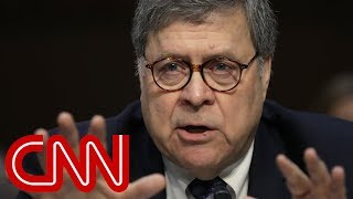 Barr: Mueller wouldn't be involved in a 'witch hunt' - CNN