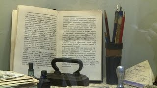 بالفيديو.. رسائل بخط يد معتقلي الاتحاد السوفييتي في معرض روسي