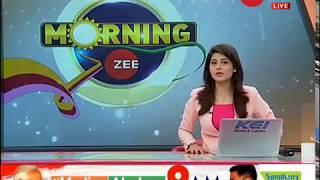 Top 4 News: Watch top 4 news stories of the day - ZEENEWS