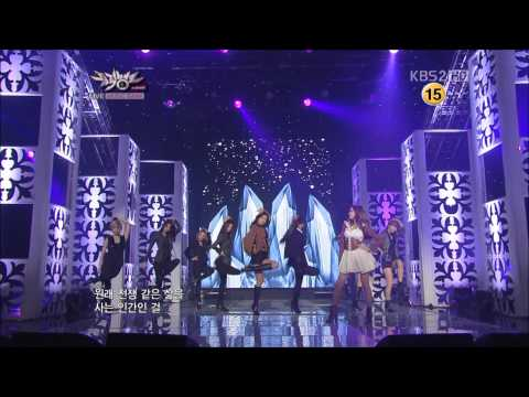 111021 SNSD -The Boys @Comeback Stage -zMHNrLvt3vM