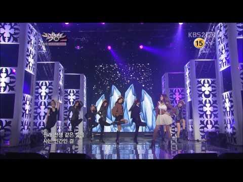 111021 SNSD -The Boys @Comeback Stage -zMHNrLvt3vM