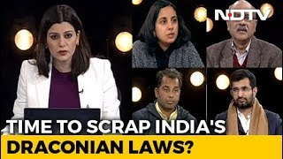 Draconian Laws: Time National Security Act And 'Sedition' Were Scrapped? - NDTV