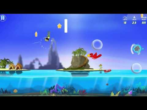 Frogger Splash 2 - Global Gamers Day 2014 Trailer (Mobile)