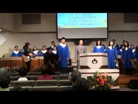 MBCLA Cantonese Choir Small Ensemble 4-21-13