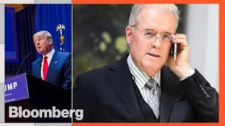 The Hidden Life of Trump Megadonor Robert Mercer - BLOOMBERG