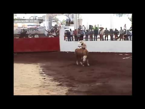 Campeon Jineteo De Toro Estatal Mexiquense 2014