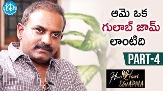 Music Director Sri Kalyan Ramana Exclusive Interview Part #4 || Heart To Heart With Swapna - IDREAMMOVIES