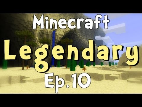 "Minecraft: Super Hostile Legendary - Ep.10 "" AHH! Outsmarted! """