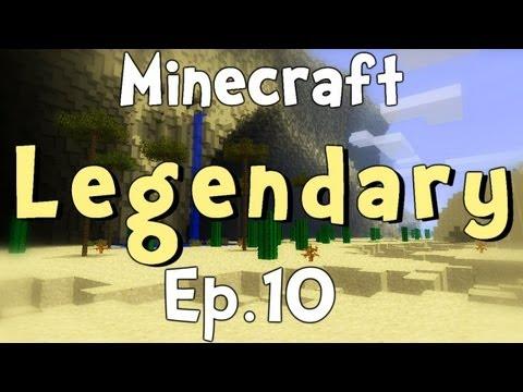 """Minecraft: Super Hostile Legendary - Ep.10 """" AHH! Outsmarted! """""""