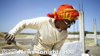 Burying Migrants & A Blind Gamer: VICE News Tonight Full Episode (HBO) - VICENEWS