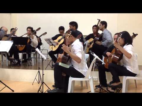 Ust Guitar Ensemble- Cordoba
