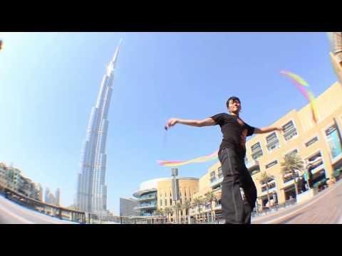 Dubai でポイ