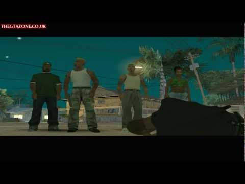 GTA San Andreas - FINAL MISSION! - End Of The Line