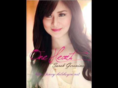 Bata - Sarah Geronimo & Kean Cipriano (One Heart Album)