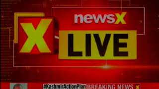 Governor's high level meeting underway over the rising terrorism in Jammu and Kashmir - NEWSXLIVE