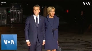 World Leaders Gather at Paris' Orsay Museum Ahead of WW1 Centennial - VOAVIDEO