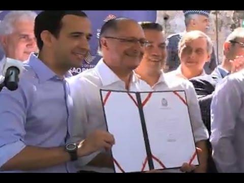 TV Costa Norte - Alckmin libera R$ 4,4 milhões para construção de Policlínica