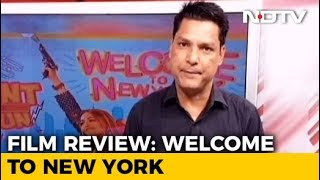 Movie Review: Welcome to New York - NDTV