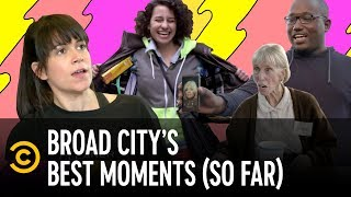 Broad City's Most Badass Moments (So Far) - COMEDYCENTRAL