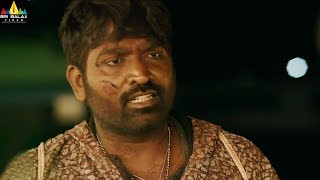 Sindhubaadh (2019) Movie Scenes | Vijay Sethupathi Rescuing Police Officer |Sri Balaji Video - SRIBALAJIMOVIES