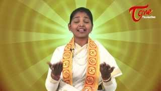 Trust In God | Moral Story | By Smt. Manjula Sri - TELUGUONE