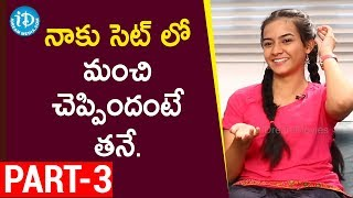Boy Movie Actors Tulya Jyothi, Lakshya Sinha & Sahiti Interview Part #3 || Talking Movie With iDream - IDREAMMOVIES